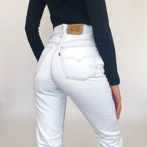 Vintage 550 Levi's Jeans